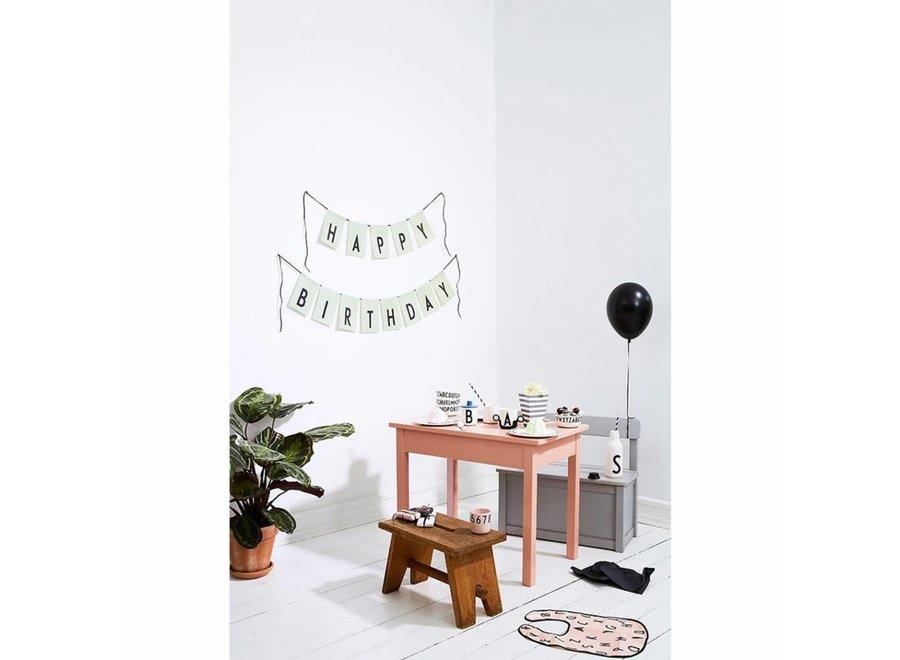 Design Letters - 'Happy Birthday' Flag