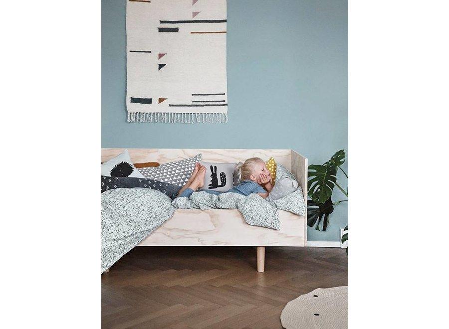 Ferm Living - Duvet Cover 'Mint dot'