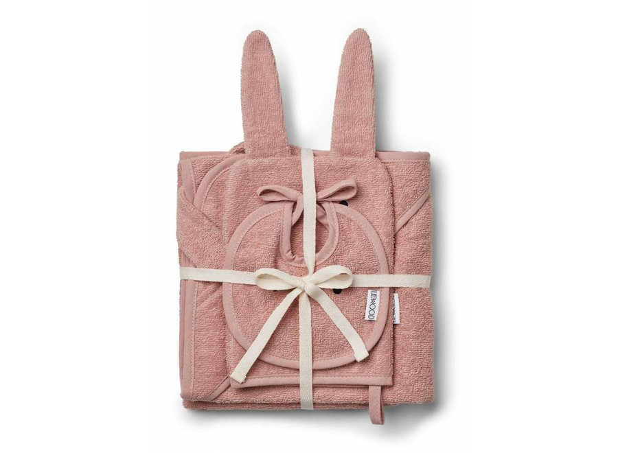 Liewood - Baby package 'Adele' - Rabbit Rose