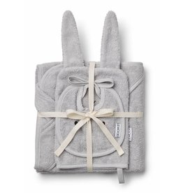 Liewood Liewood - Baby package 'Adele' - Rabbit Grey