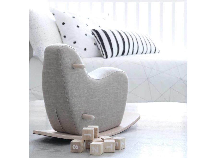 Geboortelijst Busschop - Ooh Noo Blocks 'White'
