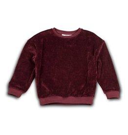 cos I said so Cos I Said So - Sweater 'Velvet' - Tawny