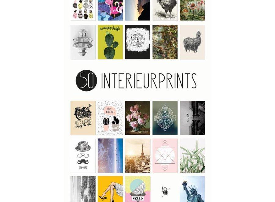 50 Interieur prints