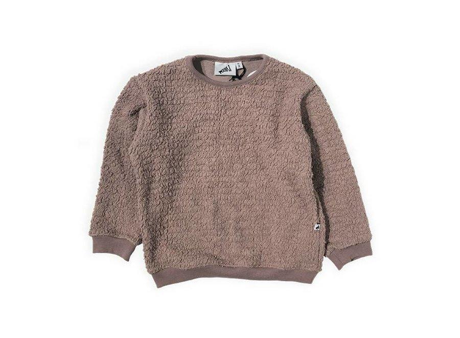 Cos I Said So - Oversized sweater Teddy - Bouclé