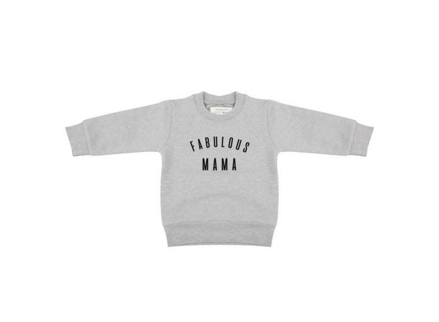 FABULOUS MAMA - Sweater for moms