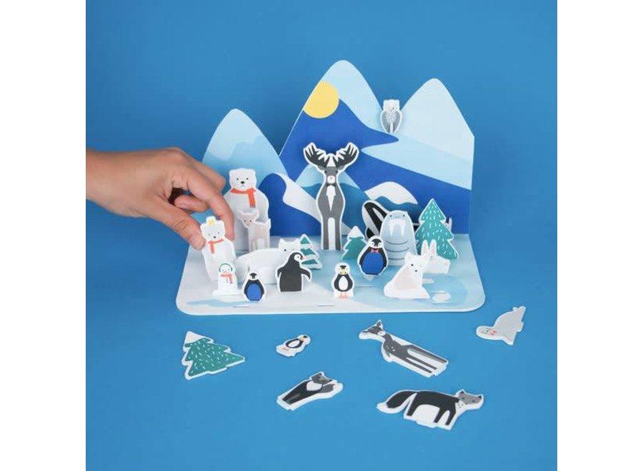 My Christmas Advent Calender - Polar Animals