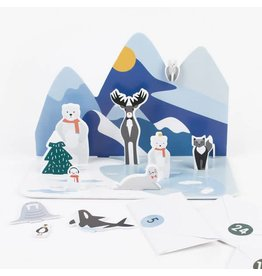 My Little Day My Christmas Advent Calender - Polar Animals
