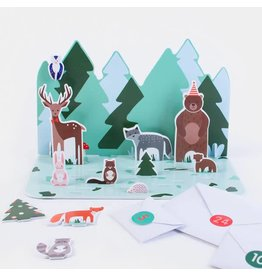 My Little Day My Christmas Advent Calender - Forest Animals