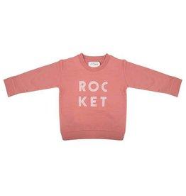Little Indians Little Indians - Rocket Sweater 'Rose'