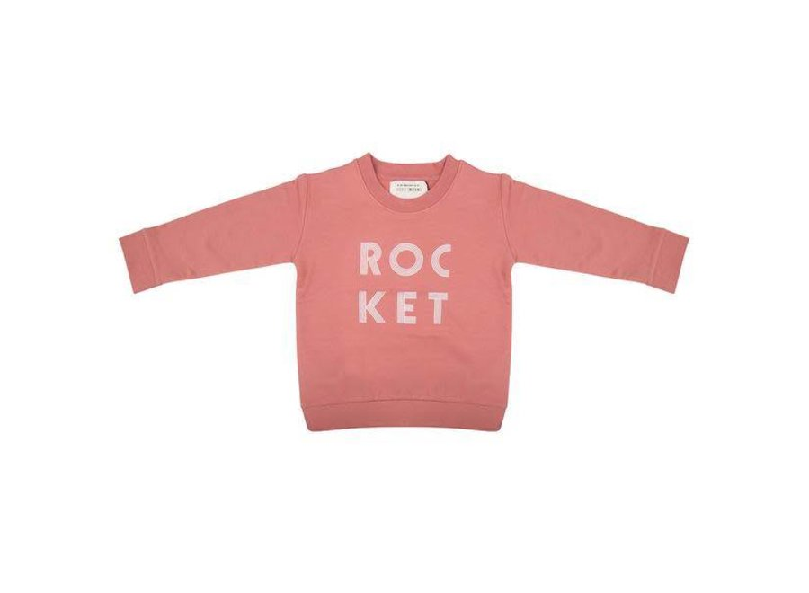 Little Indians - Rocket Sweater 'Rose'