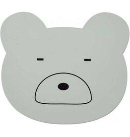 Liewood Liewood - Placemat Mr Bear 'Mint'