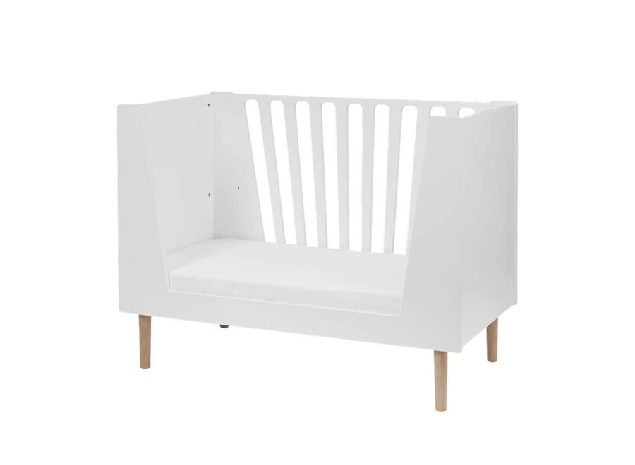 Done By Deer - Baby bed 'White'