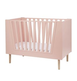 Done By Deer Done By Deer - Baby bed 'Powder Pink'
