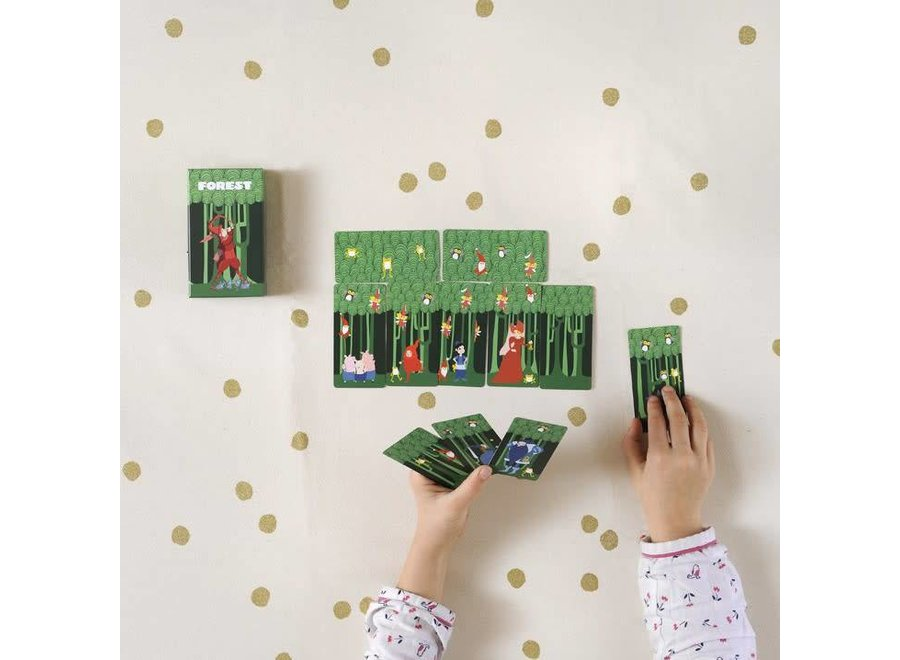 Game Card 'Forest'
