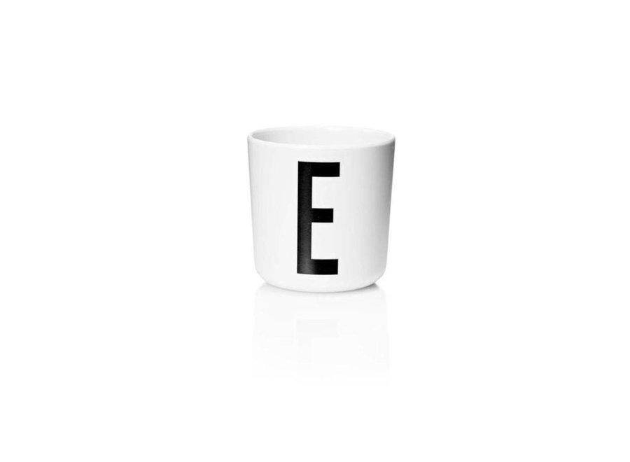 Geboortelijst - Design Letter - Letter E
