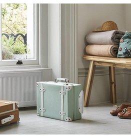 Olli & Ella Olli & Ella - 'See Ya' Suitcase - Mint