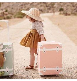 Olli & Ella Olli & Ella - 'See Ya' Suitcase - Pink