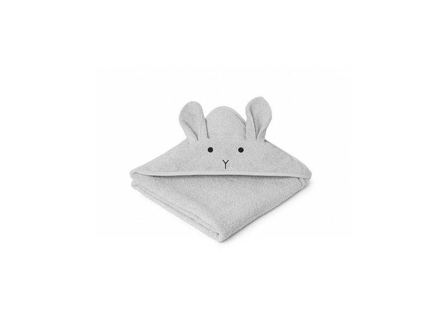 Geboortelijst - Liewood - badcape - Rabbit