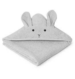 Liewood - Badcape 'Rabbit' - Grey