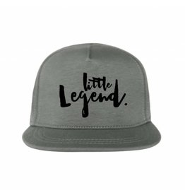 Van Pauline Cap 'Little Legend' - Army green