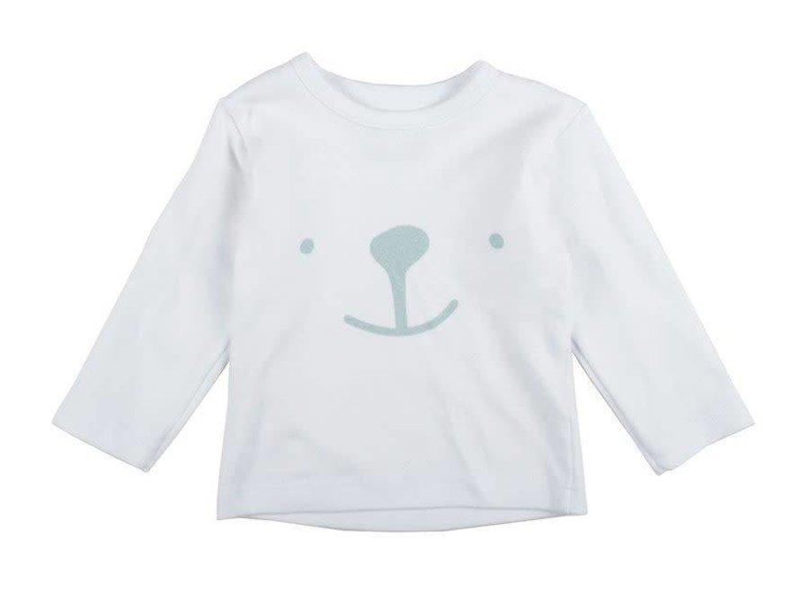 Plum Plum - Longsleeve T-shirt Bear Smile