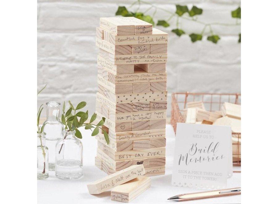 Geboortelijst - Memory Tower