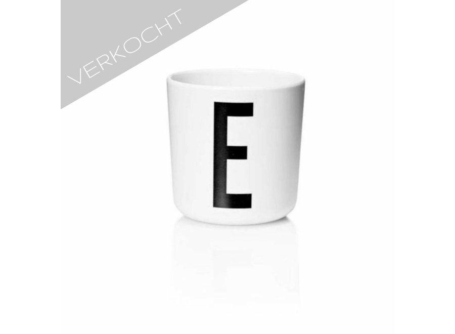 Design Letter - Letter E