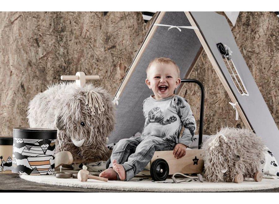 Geboortelijst - Kids Concept - Schommel Mammout