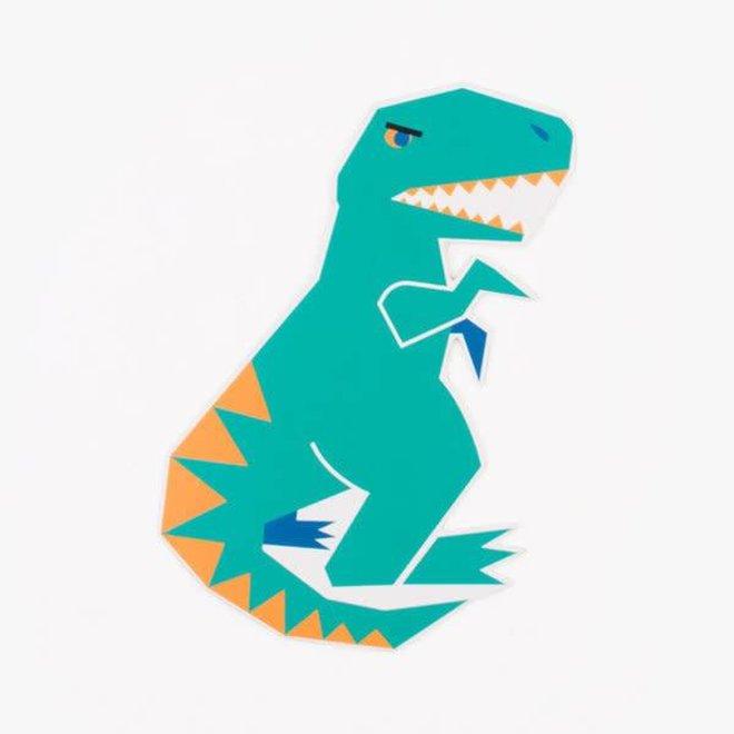 My Little Day - Uitnodigingskaart 'Dinosaur'