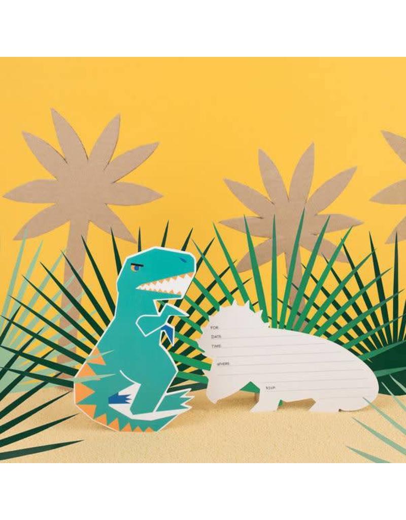 My Little Day My Little Day - Uitnodigingskaart 'Dinosaur'