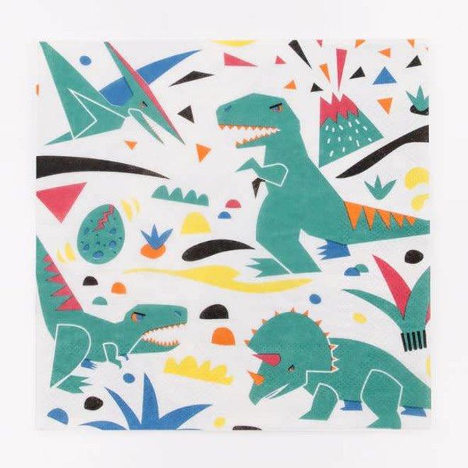 My Little Day - Servet 'Dinosaurs'