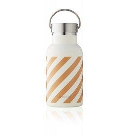 Liewood Liewood - Anker Bottle 'Mustard Stripes'