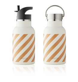 Liewood Liewood - Anker Bottle 'Mustard Stripes'