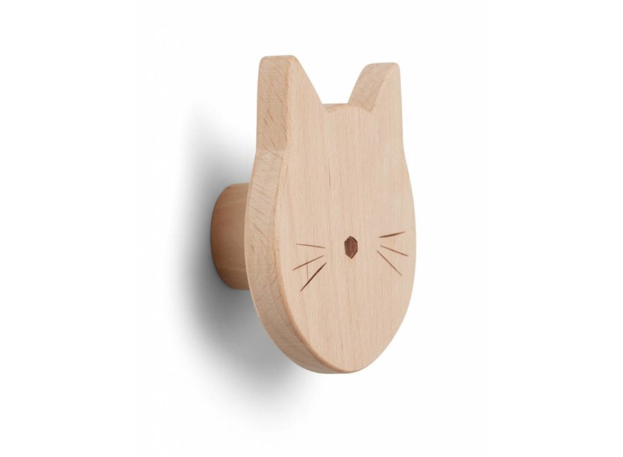 Liewood - Wandhaakje 'Ida' - Cat
