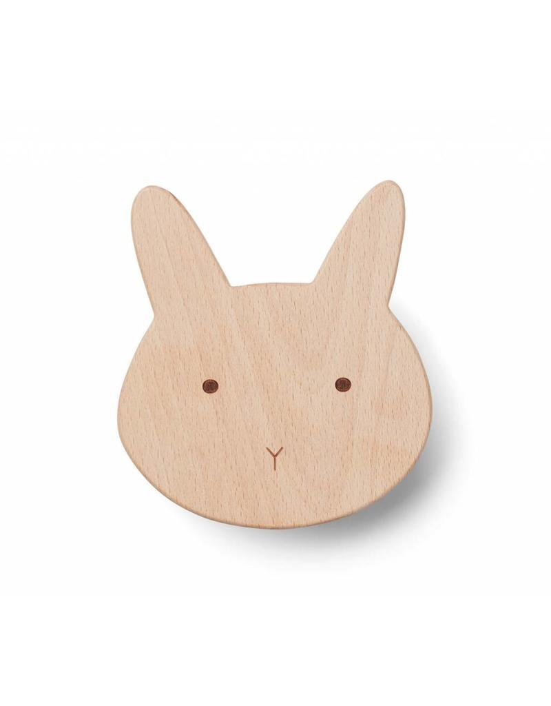 Liewood Liewood - Wandhaakje 'Ida' - Rabbit