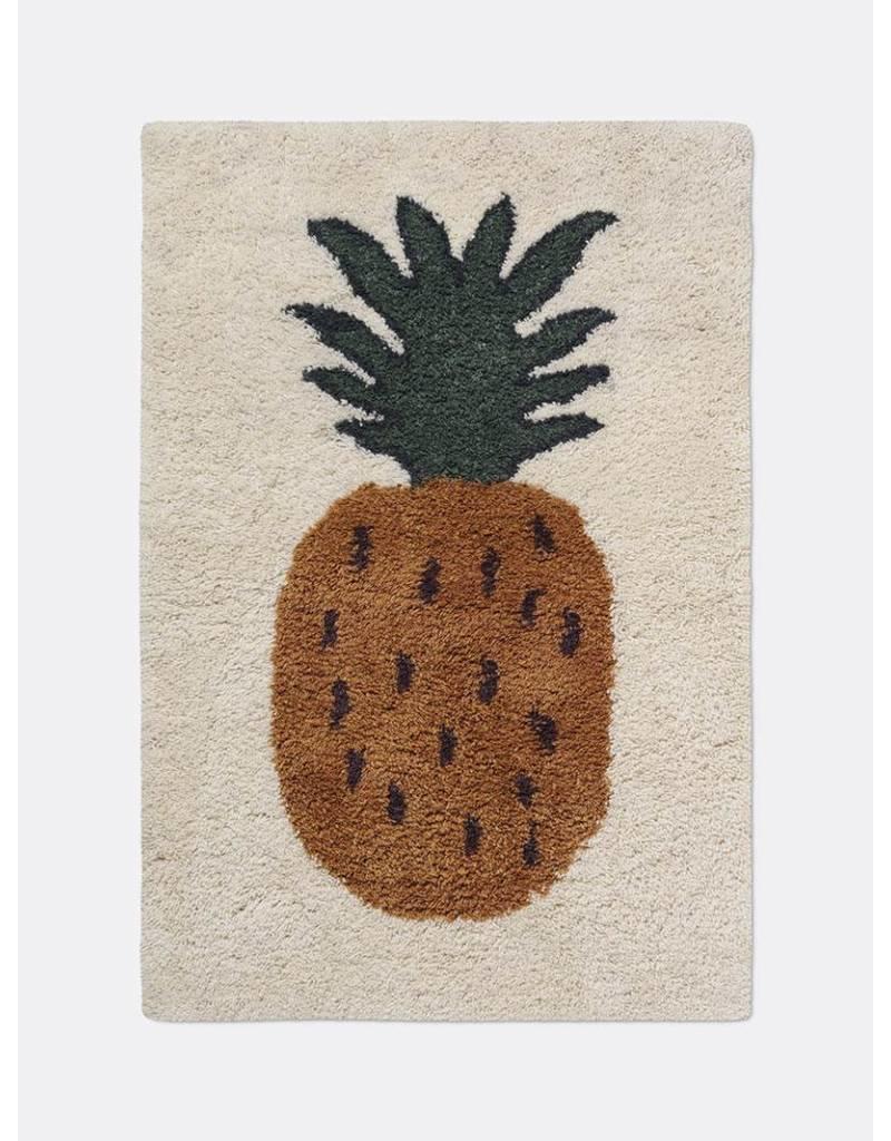 Ferm Living Ferm Living - Fruiticana 'Pineapple' - Carpet
