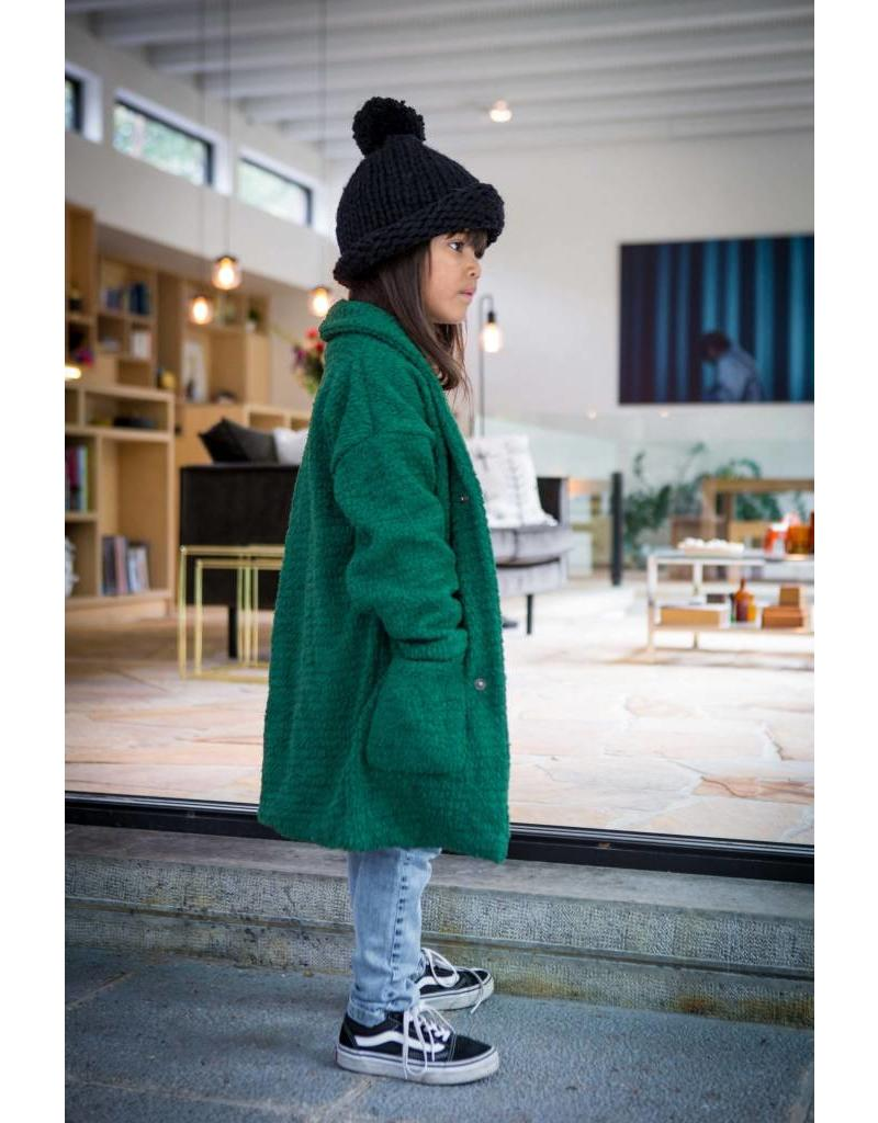 cos I said so Cos I Said So - Long Coat Green