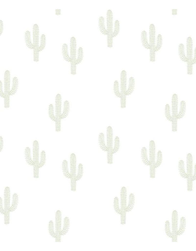 Lilipinso Wall Paper 'Cactus Green'