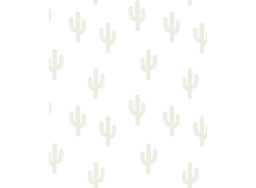 Wall Paper 'Cactus Green'