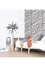 Lilipinso Wall Paper 'Tropical leaves'