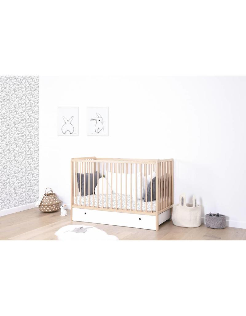 Lilipinso Wall Paper 'Bunnies Bunnies'