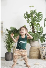Little Indians Little Indians 'Tanktop Smile' - Rain Forest