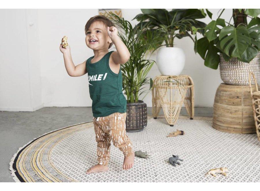 Little Indians 'Tanktop Smile' - Rain Forest
