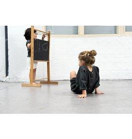 Nixnut Nixnut - Flair Dress 'Antracite'