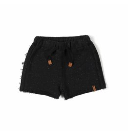 Nixnut Nixnut - Basic Short 'Black Speckle'