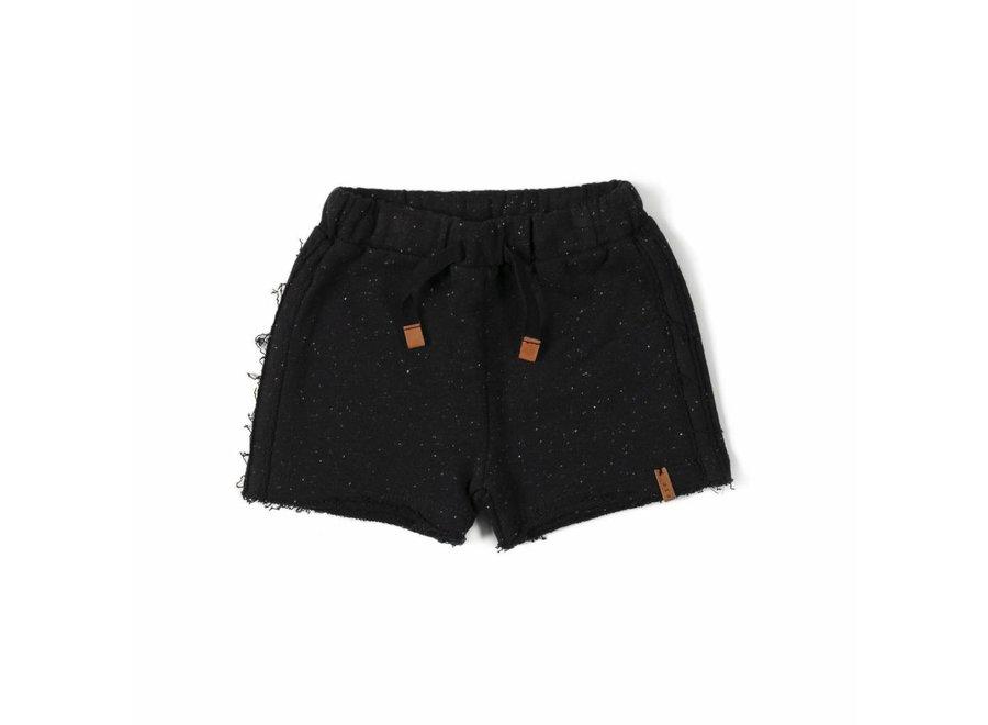 Nixnut - Basic Short 'Black Speckle'