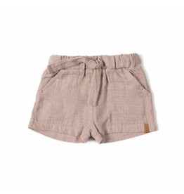 Nixnut Nixnut - Mousse Short 'Old Pink'