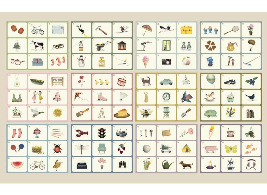 Vissevasse - Picture Bingo