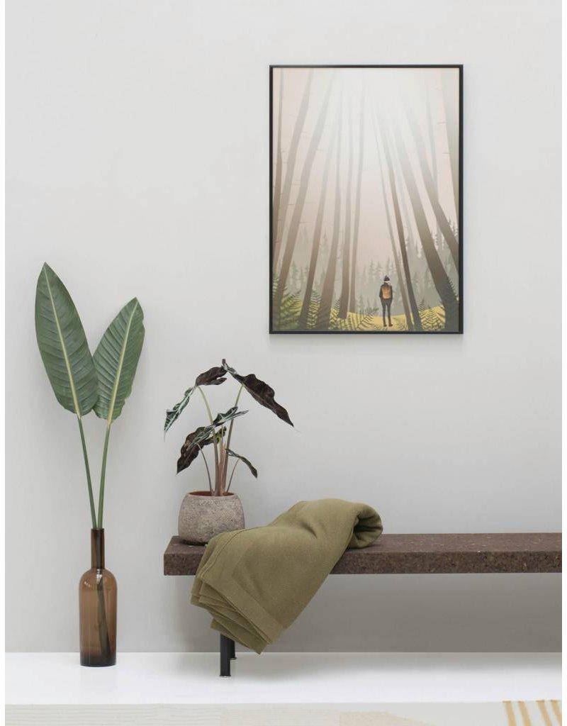 Vissevasse Vissevasse - Poster 'Into the woods'