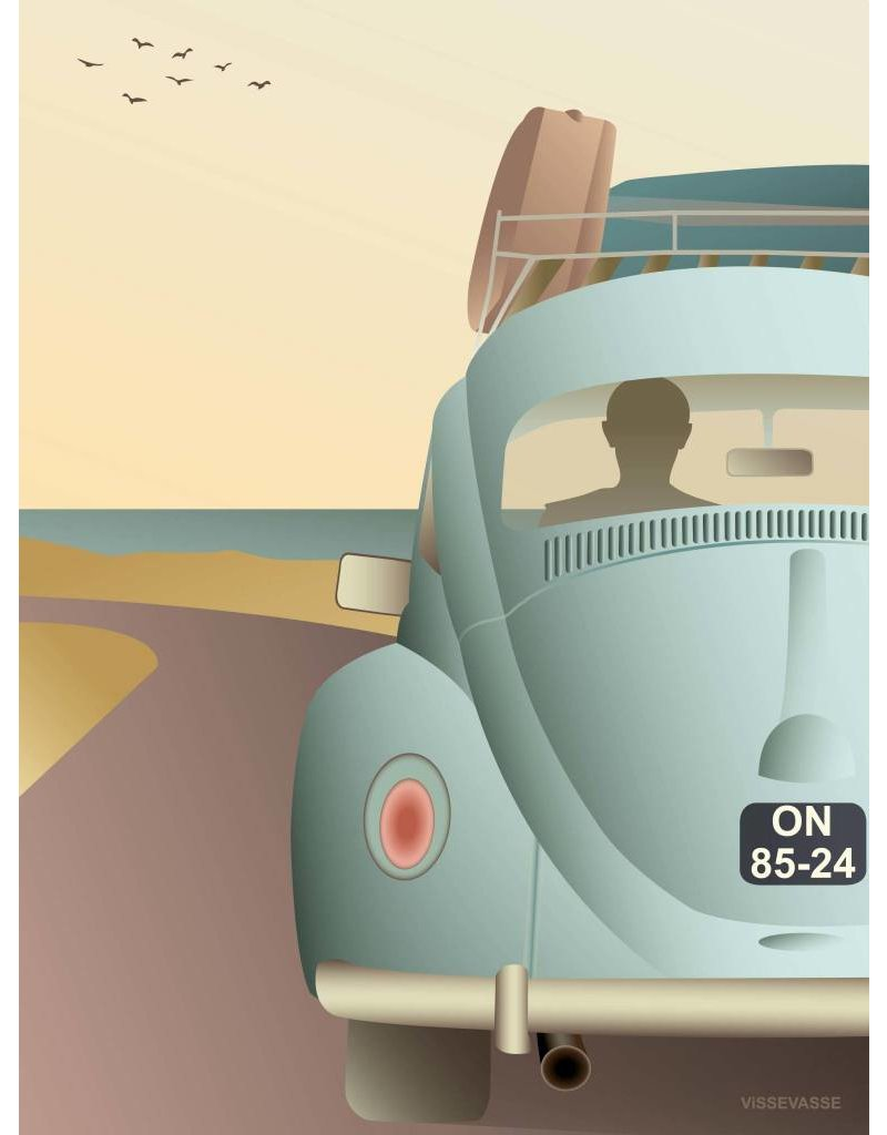 Vissevasse Vissevasse - Poster 'Beetle'